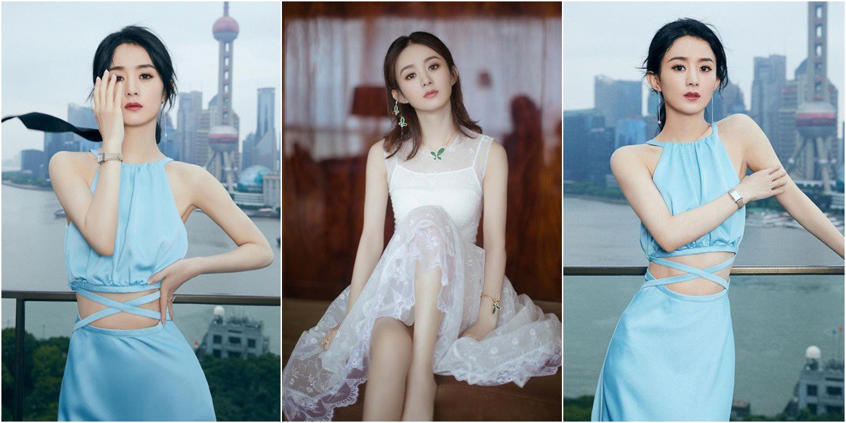 "hoi my nhan chau a so huu nhan sac ""ngung dong"" thoi gian: vbiz cung co 2 hoa hau - 18"