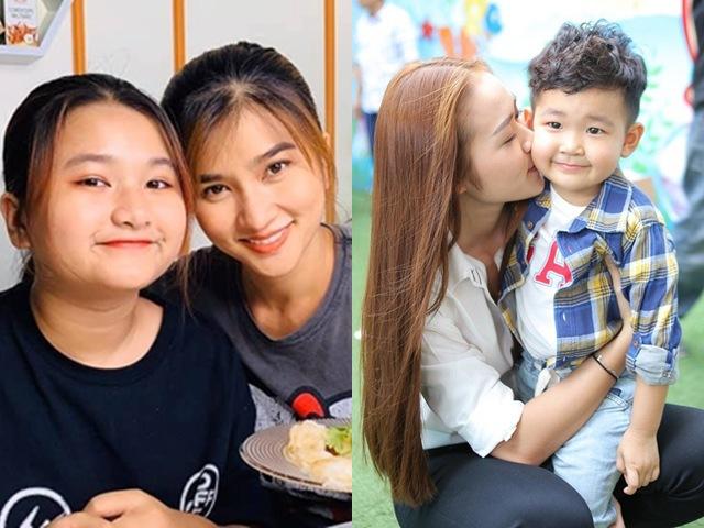 3 sao Việt mang bầu tuổi đôi mươi, riêng Thần tượng tuổi thơ sau sinh phá tướng khó nhận ra