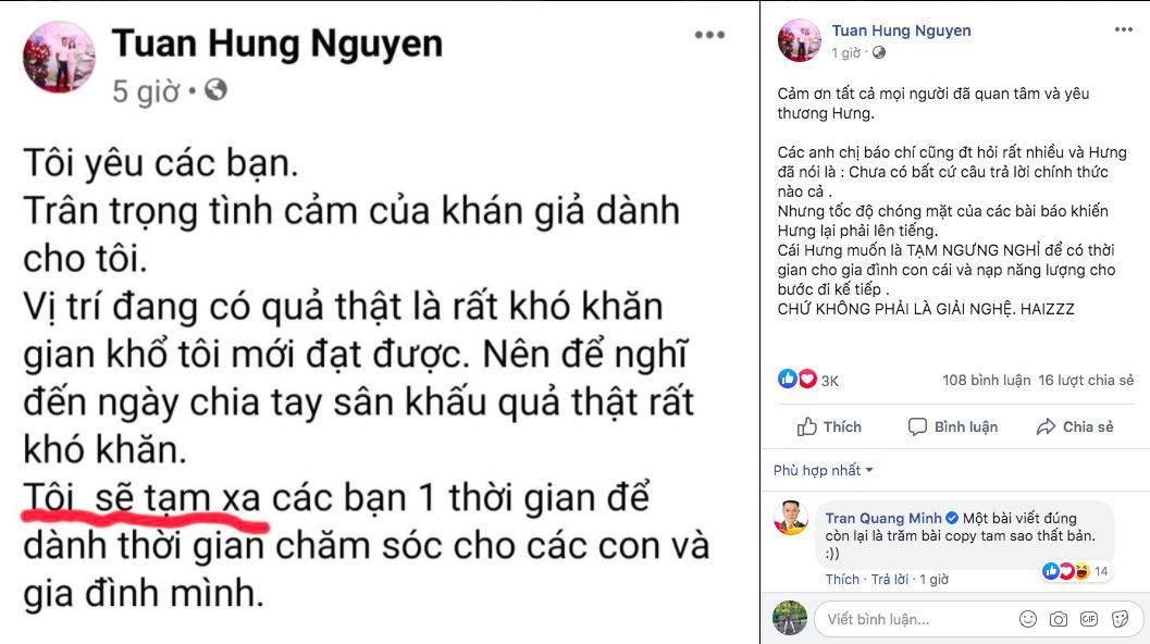 tuan hung chinh thuc len tieng dinh chinh thong tin giai nghe - 3