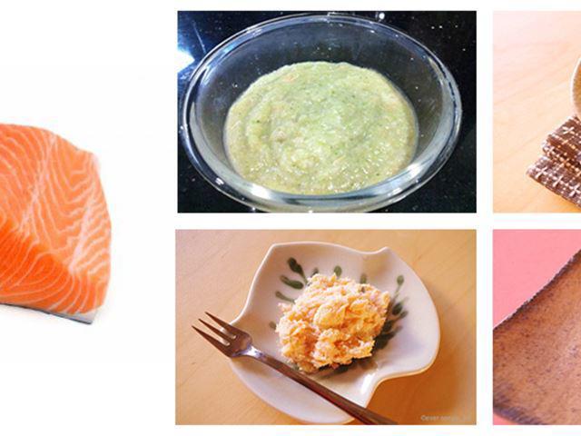 Mách mẹ cách nấu cháo yến mạch cá hồi cho bé thơm ngon, bé ăn tì tì cả tô - 6