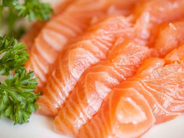 nấu cháo yến mạch với cá hồi | Món Miền Trung