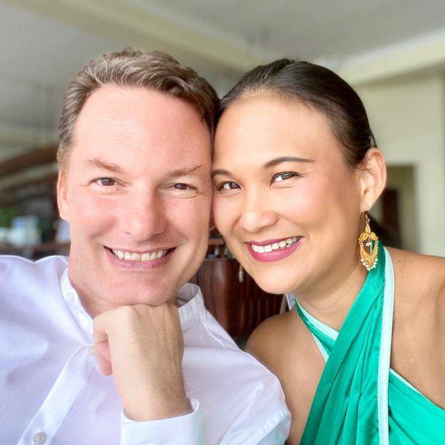 Vợ đại gia chồng cũ Hồng Nhung chứng minh cứ hạnh phúc là đẹp: U50 vẫn trẻ, da hồng hào - 5