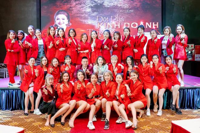 Huấn luyện kinh doanh thực chiến cùng Huyền Phi - Khóa học bùng nổ doanh số toàn hệ thống - 7