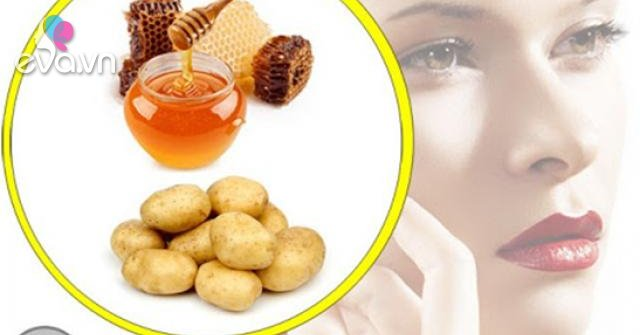 Top 12 mặt nạ khoai tây dưỡng da trắng sáng và trị thâm nám hiệu quả