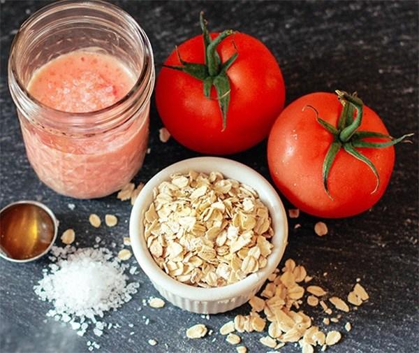 Top 10 mặt nạ cà chua giúp trị mụn dưỡng da trắng đẹp mịn màng - 12