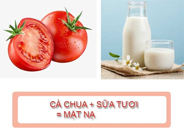Top 10 mặt nạ cà chua giúp trị mụn dưỡng da trắng đẹp mịn màng - 4