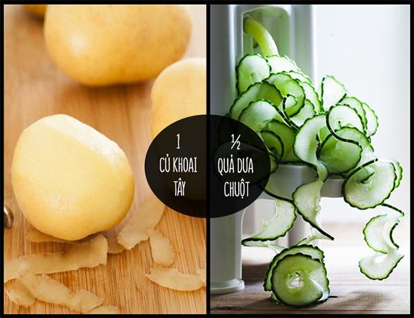 Top 12 mặt nạ khoai tây dưỡng da trắng sáng và trị thâm nám hiệu quả - 12