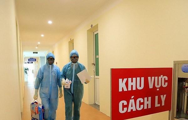 Lần đầu tiên Việt Nam công bố cùng một lúc 45 ca nhiễm COVID-19