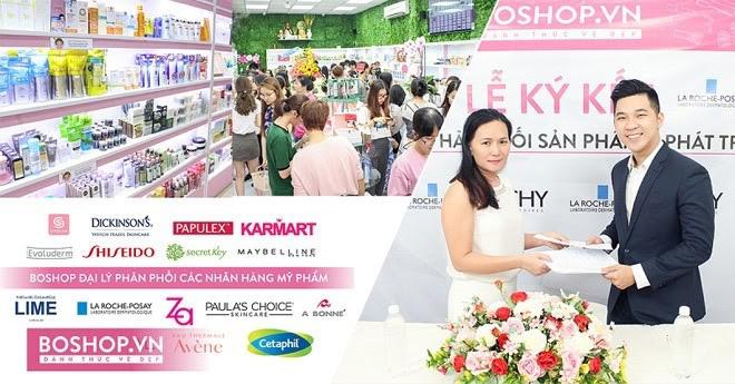 Bo Shop cam kết 100% bán mỹ phẩm chính hãng, nói amp;#34;Khôngamp;#34; với mỹ phẩm giả - 2