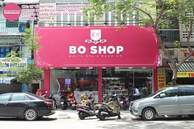 Bo Shop cam kết 100% bán mỹ phẩm chính hãng, nói amp;#34;Khôngamp;#34; với mỹ phẩm giả - 1