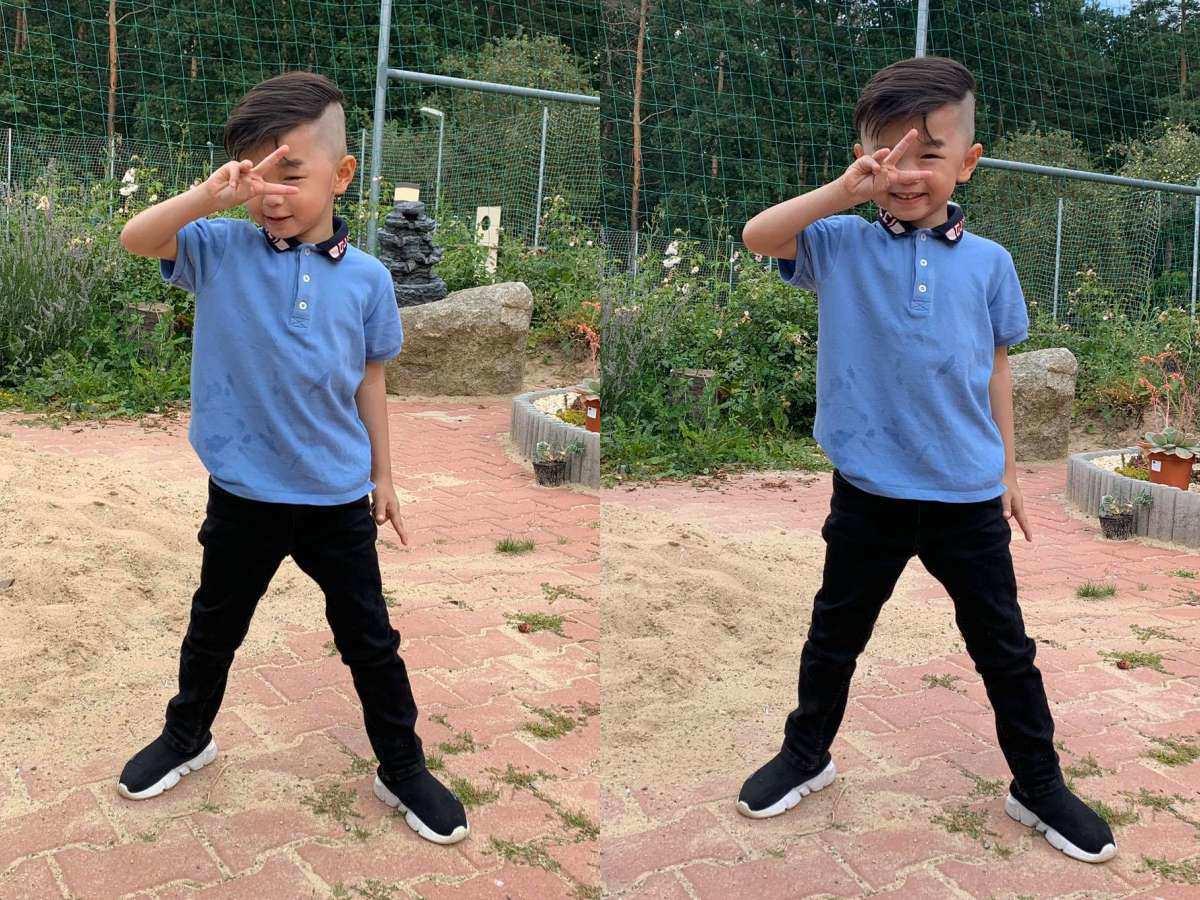 ky han khoe gioi tinh con sap sinh, mac hong quan an mung vi co them hau due noi nghiep - 3