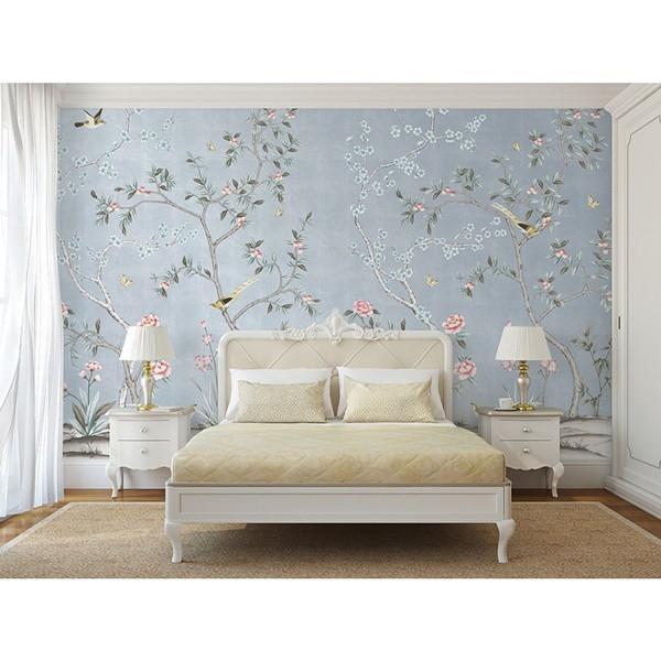 Những mẹo chọn giấy dán tường phòng ngủ đẹp rụng rời bất cứ ai cũng phải xao xuyến - ảnh 13