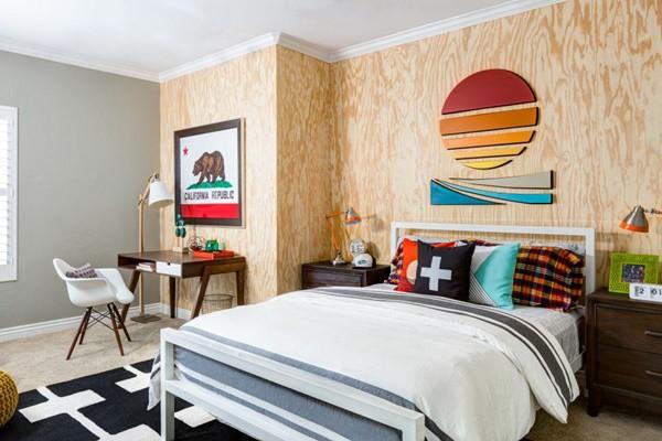 Những mẹo chọn giấy dán tường phòng ngủ đẹp rụng rời bất cứ ai cũng phải xao xuyến - ảnh 10