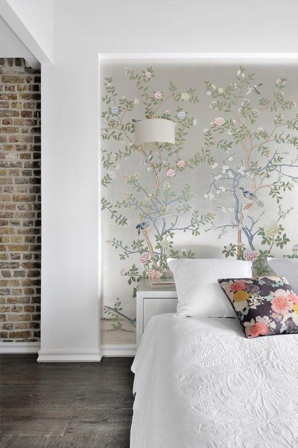 Những mẹo chọn giấy dán tường phòng ngủ đẹp rụng rời bất cứ ai cũng phải xao xuyến - ảnh 12