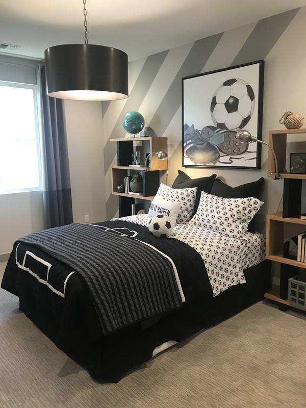 Những mẹo chọn giấy dán tường phòng ngủ đẹp rụng rời bất cứ ai cũng phải xao xuyến - ảnh 5