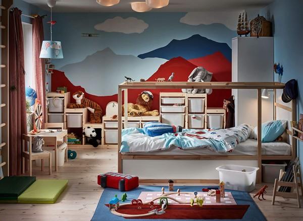Những mẹo chọn giấy dán tường phòng ngủ đẹp rụng rời bất cứ ai cũng phải xao xuyến - ảnh 6