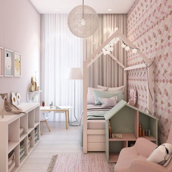 Những mẹo chọn giấy dán tường phòng ngủ đẹp rụng rời bất cứ ai cũng phải xao xuyến - ảnh 2