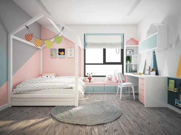 Những mẹo chọn giấy dán tường phòng ngủ đẹp rụng rời bất cứ ai cũng phải xao xuyến - ảnh 4