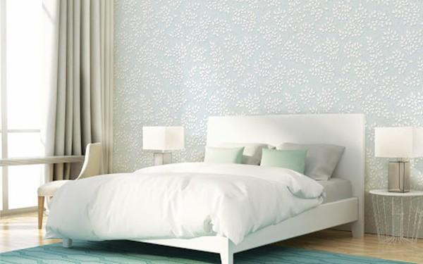 Những mẹo chọn giấy dán tường phòng ngủ đẹp rụng rời bất cứ ai cũng phải xao xuyến - ảnh 14