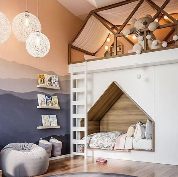 Những mẹo chọn giấy dán tường phòng ngủ đẹp rụng rời bất cứ ai cũng phải xao xuyến - ảnh 7