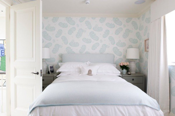 Những mẹo chọn giấy dán tường phòng ngủ đẹp rụng rời bất cứ ai cũng phải xao xuyến - ảnh 17