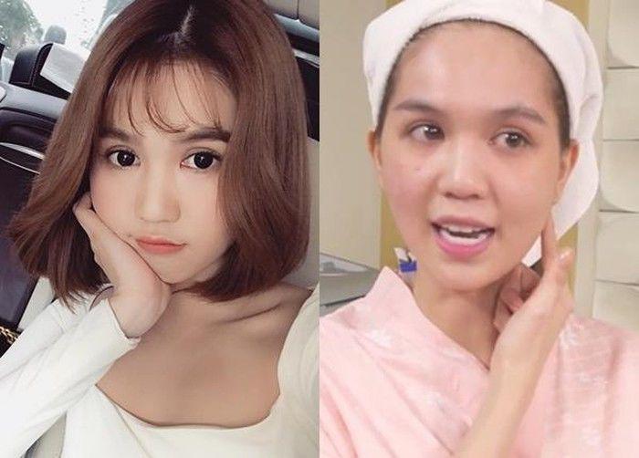 Soi mặt mộc sao Việt: Người trẻ ra bao nhiêu, người làm fan vỡ mộng - 4