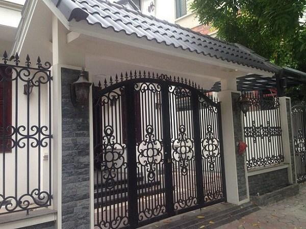 Những mẫu cổng nhà đẹp đơn giản nhưng hiện đại và sang trọng nhất 2020 - 13