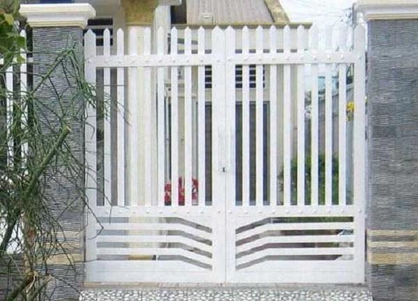 Những mẫu cổng nhà đẹp đơn giản nhưng hiện đại và sang trọng nhất 2020 - 1