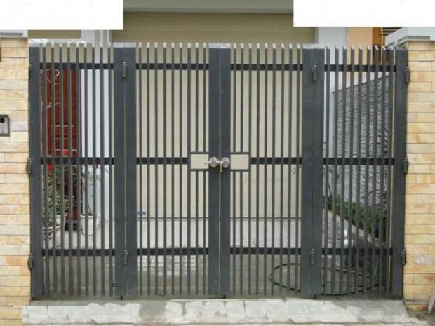 Những mẫu cổng nhà đẹp đơn giản nhưng hiện đại và sang trọng nhất 2020 - 4