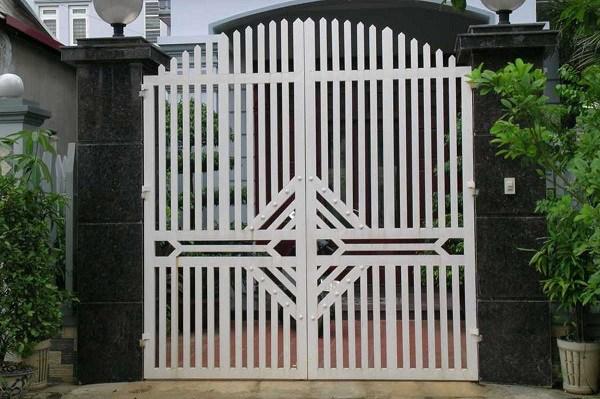 Những mẫu cổng nhà đẹp đơn giản nhưng hiện đại và sang trọng nhất 2020 - 6