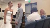 Cô dâu chú rể đang làm lễ, mẹ chồng hét lên một câu khiến tất cả ngã ngửa