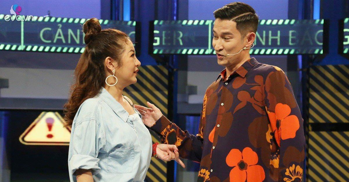 Ẵm giải lớn từ gameshow, Huy Khánh đòi mang tiền đi trị bệnh cho đàn chị Thuý Nga