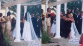 Khách mời tuyên bố mang thai con của chú rể, phản ứng của cô dâu gây bất ngờ