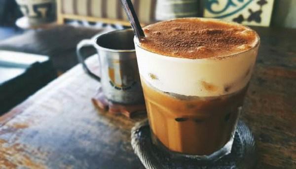 Cách làm cafe trứng thơm ngon mà không hề tanh - 1