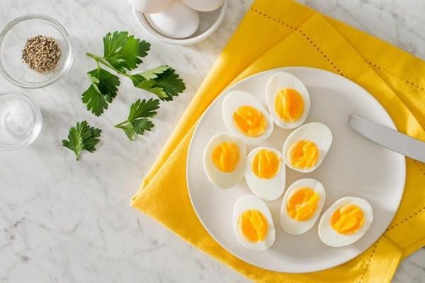 Có thực đơn giảm cân với trứng sau 1 tháng bạn đánh bay 7kg mỡ thừa - 1