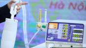 Những chiếc máy thở đầu tiên của Việt Nam được sản xuất như thế nào?