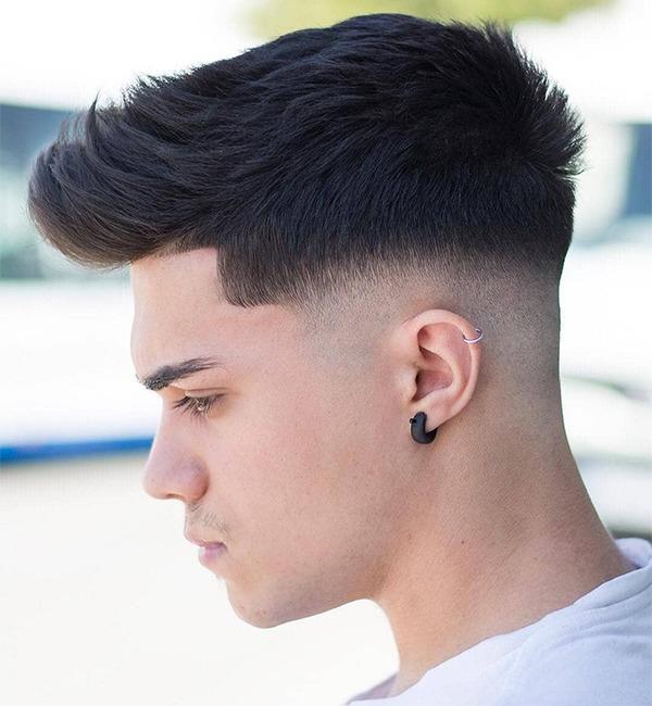Top 15 kiểu tóc undercut cho nam đẹp nhất hiện nay