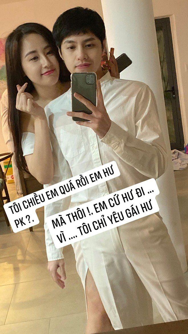 """sao viet 24h: dang anh ngot ngao ben mai phuong thuy, tinh cu tuyen bo """"chi yeu gai hu"""" - 1"""