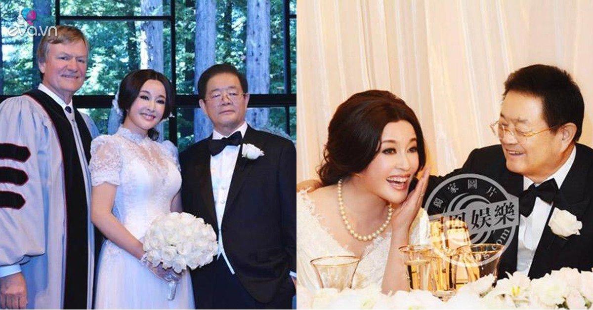 2 năm không xuất hiện bên ông xã, Võ Tắc Thiên Lưu Hiểu Khánh dính tin đã bỏ chồng tư