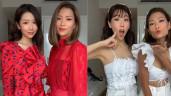 Ở nhà mùa dịch: Min cùng chị gái thay 7749 bộ đồ chỉ đểquay tiktok