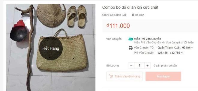 su that ve bo do an xin duoc rao ban online gia cao ngat nguong, tham chi het hang - 1