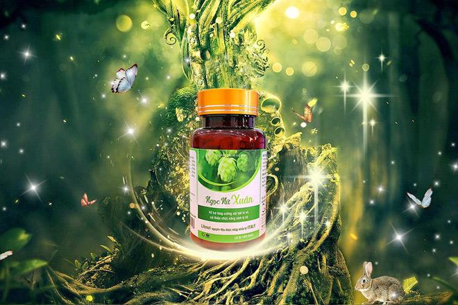 Viên uống nội tiết tố nữ Ngọc Nữ Xuân có tác dụng gì với sức khỏe và vóc dáng? - 5