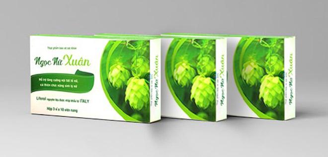 Viên uống nội tiết tố nữ Ngọc Nữ Xuân có tác dụng gì với sức khỏe và vóc dáng? - 2