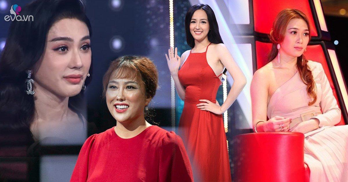 Mỹ nhân Việt lên sóng truyền hình: người bị soi da nhăn, dáng mũm mĩm, người đẹp không tì vết