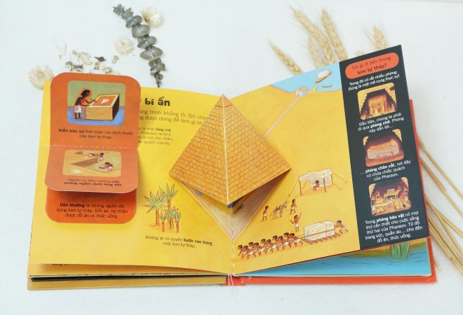 Bộ sách tương tác bách khoa tri thức độc đáo dành cho trẻ em từ 3 đến 8 tuổi - 5