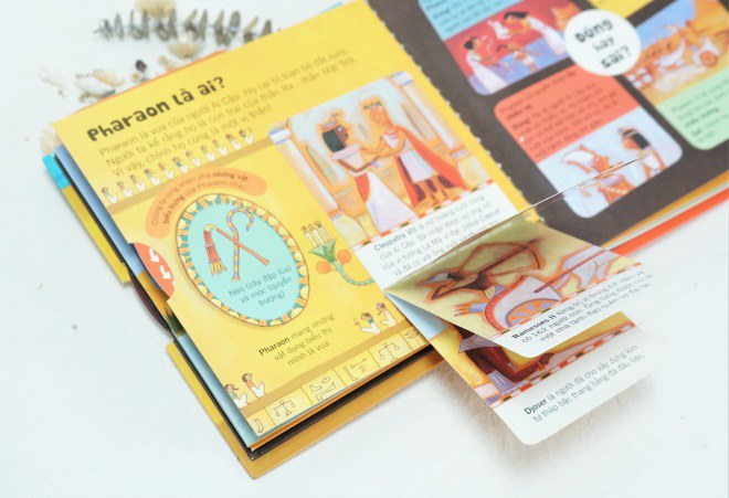 Bộ sách tương tác bách khoa tri thức độc đáo dành cho trẻ em từ 3 đến 8 tuổi - 6