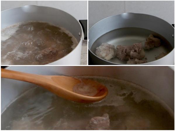 Cách nấu súp cua ngon đơn giản tại nhà không bị chảy nước - 3