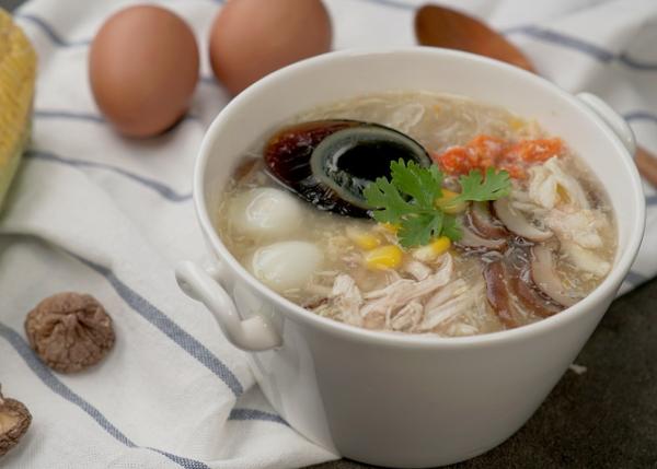 Cách nấu súp cua ngon đơn giản tại nhà không bị chảy nước - 8