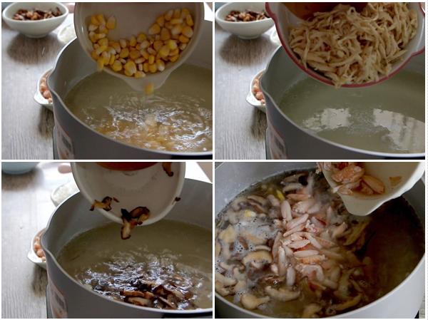 Cách nấu súp cua ngon đơn giản tại nhà không bị chảy nước - 6