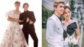 Sao Việt 24h: Cười lăn với ảnh cưới hài hước của cặp đôi đẹp Phương Nga - Bình An